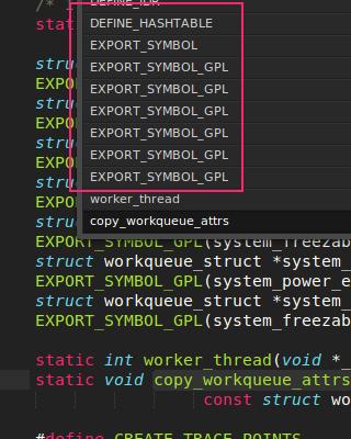Standard C linux support