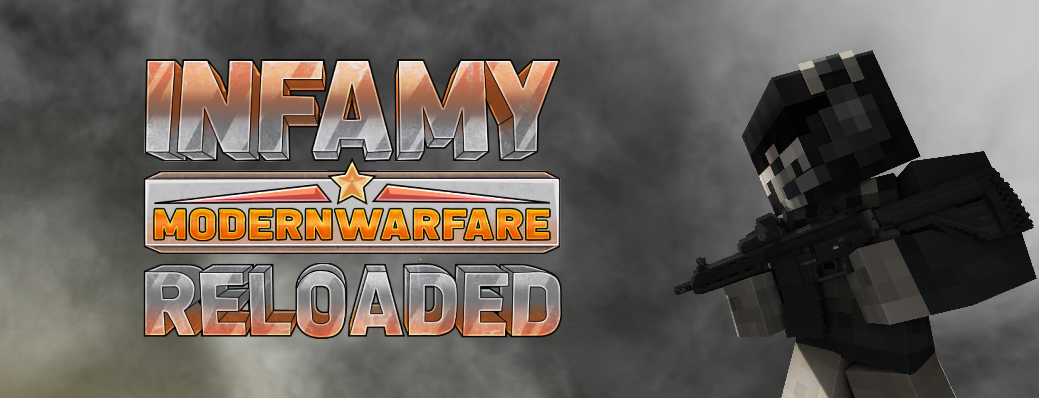 Infamy Reloaded Wiki Logo