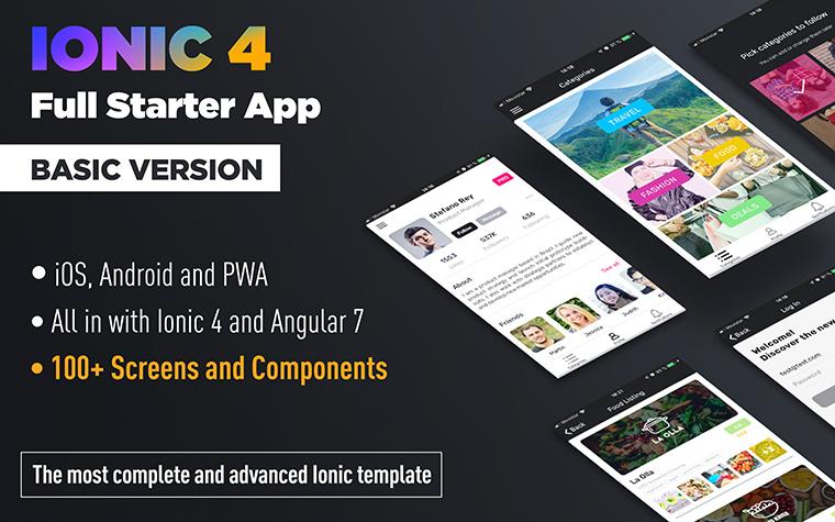 GitHub - ionicthemes/ionic4-starter-app: Ionic 4 To Do List App