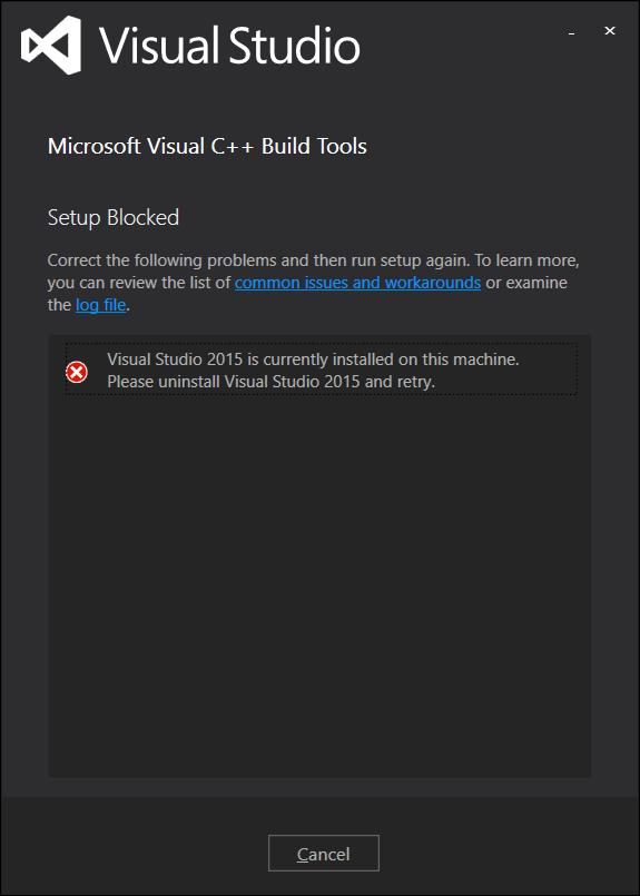 windows-build-tools not installing Windows SDK 8 1? · Issue #9