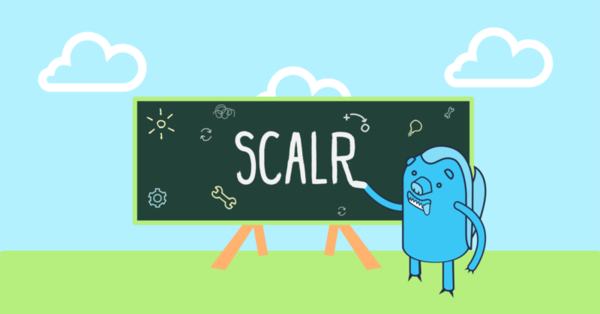 SCALR banner image