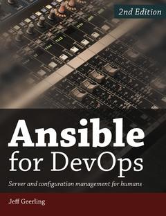 Ansible for DevOps Cover