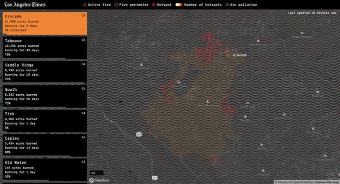Mapbox tweet image