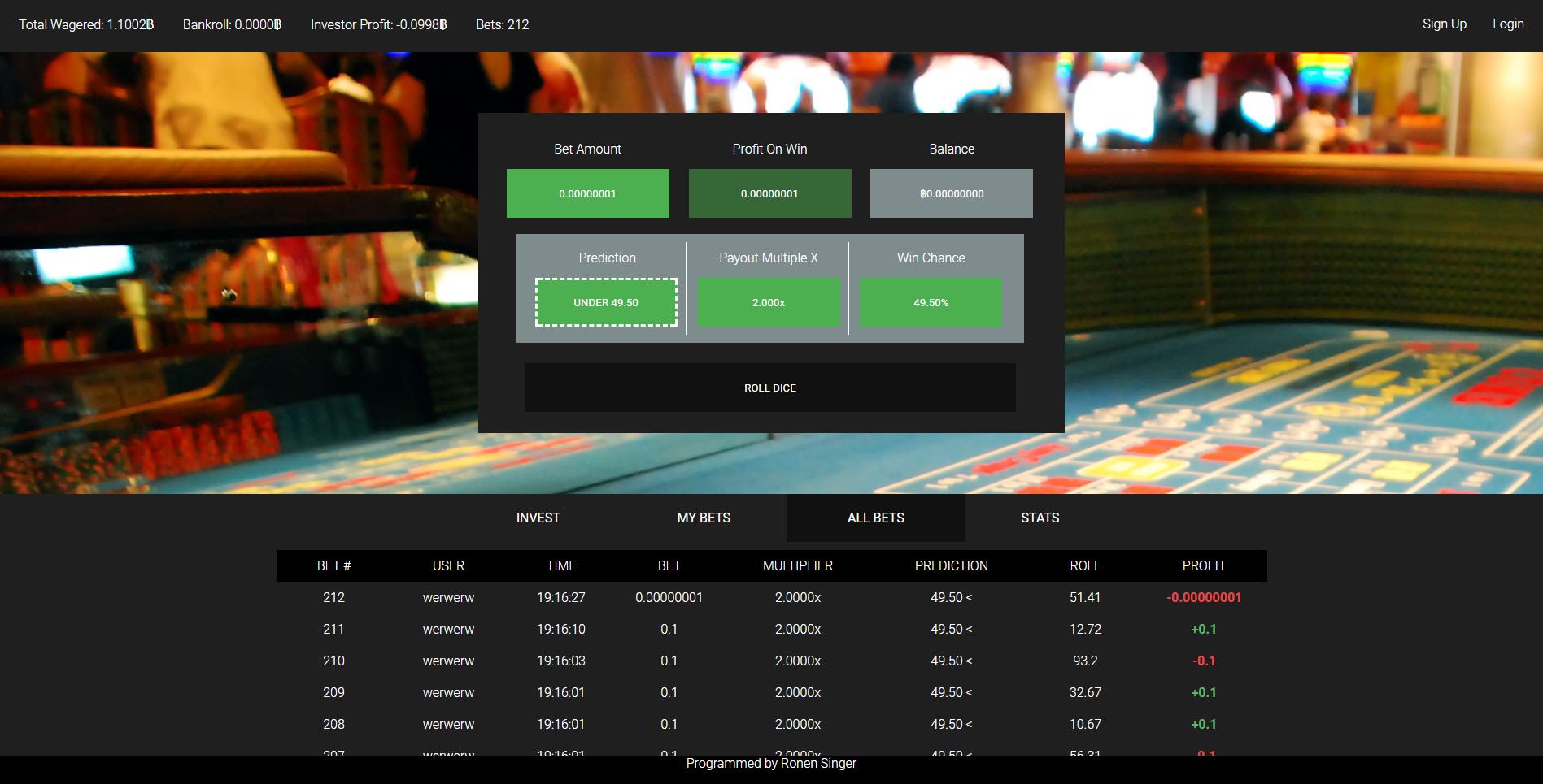 Betting open source php calendar cash betting
