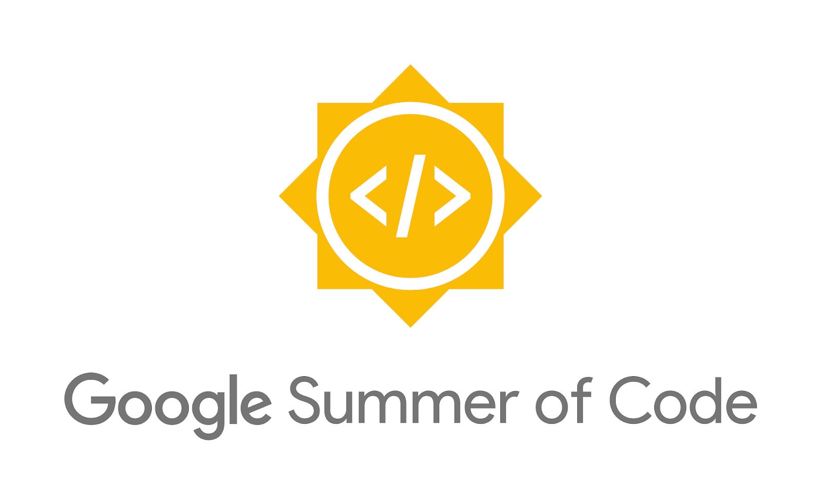 Google summer of Code banner