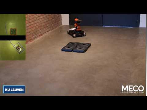 Spline-based motion planning