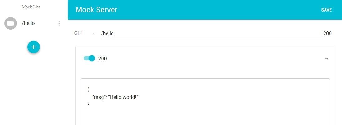 GitHub - juanpinheiro/mock-server: Simple mockserver using