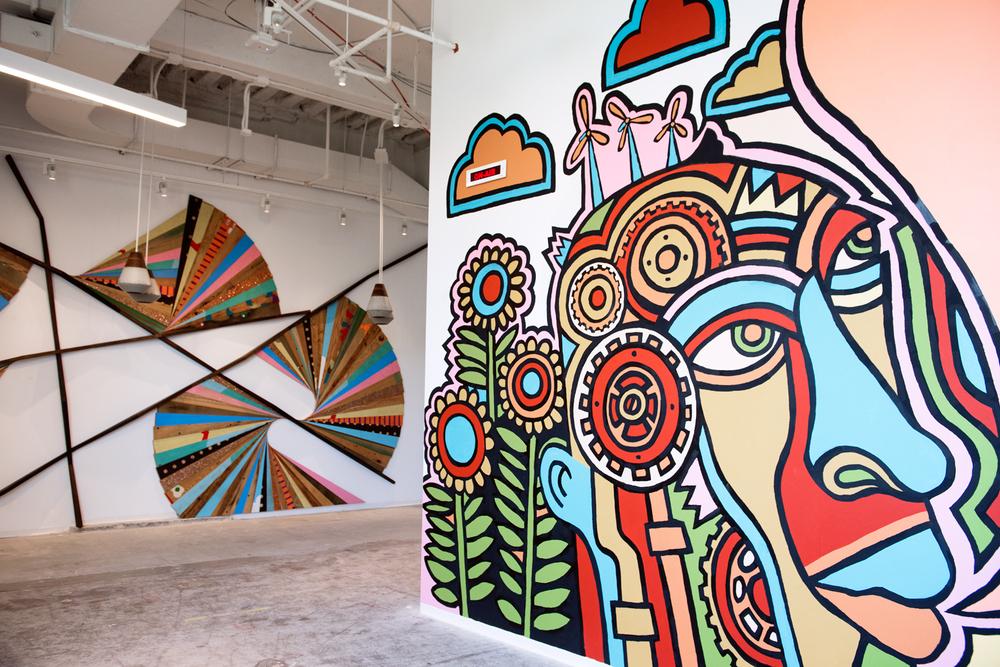 Etsy: Art Installations