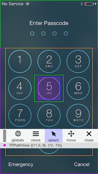 Springboard Lock Screen