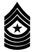 Military Rank Insignia Bumper Stickers | Car Stickers, Decals, & More