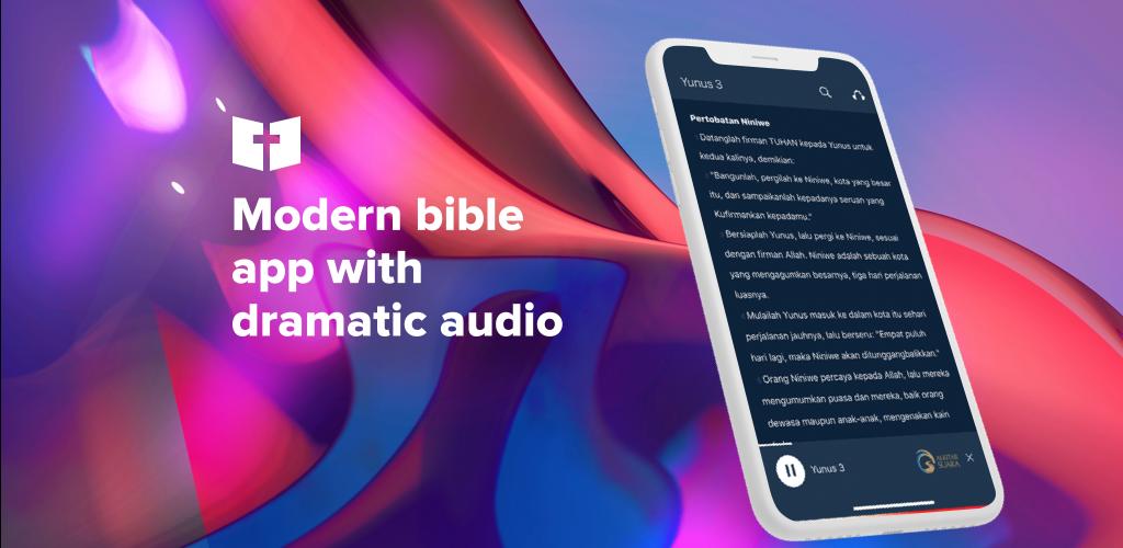 GitHub - sonnylazuardi/bibleify-mobile: 📖🔊 A simple & fast