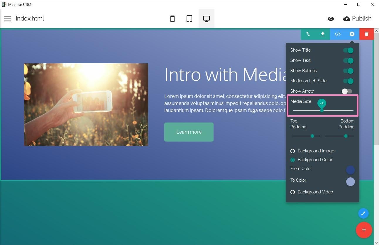 GitHub - Mobirise/Mobirise: Free Website Builder for