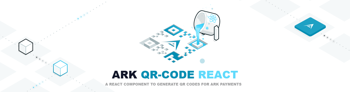 GitHub - arkmoon/ark-qrcode-react: A React component to