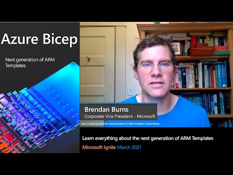 Video overview of Bicep