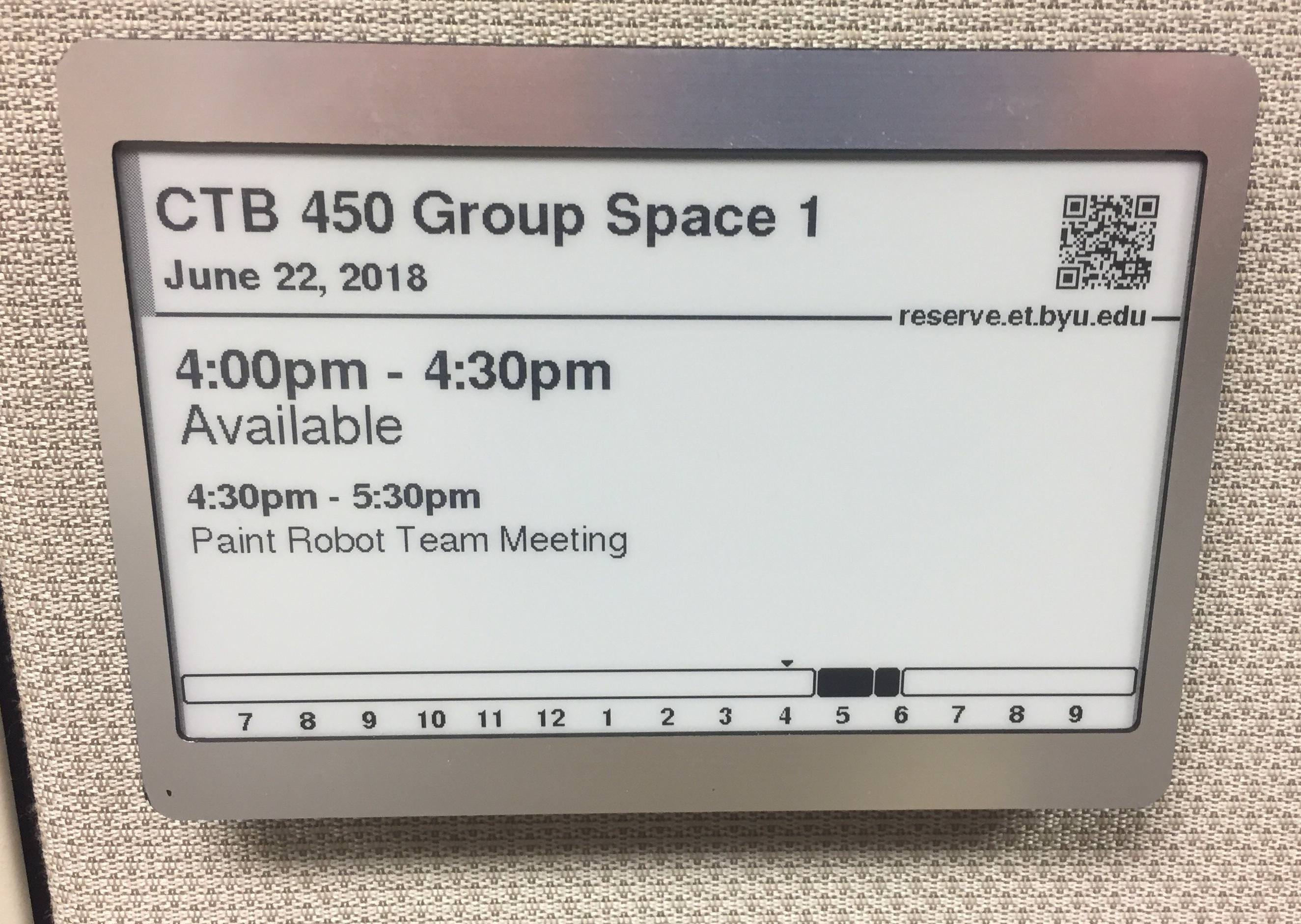GitHub - caedm/wall-ink: ESP8266 based e-ink conference room