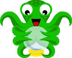 OctoPrint's logo