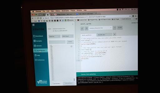Arduino Macbook