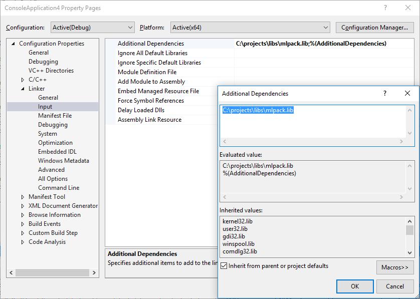 WindowsBuild · mlpack/mlpack Wiki · GitHub