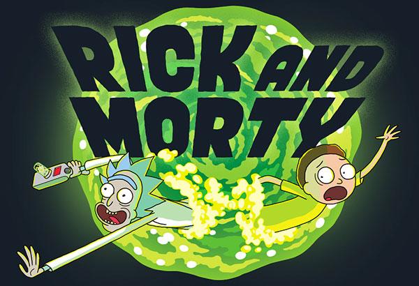 Rick and Morty Logo