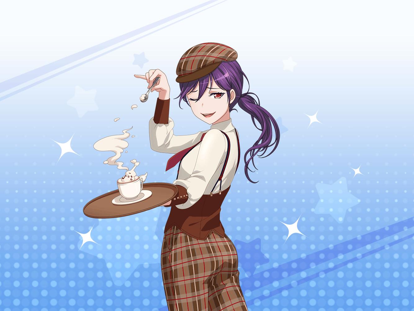 Kaoru's Latte Art