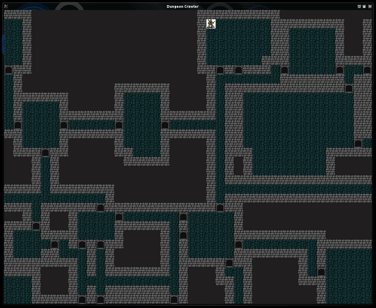 Dungeon Crawler Screenshot