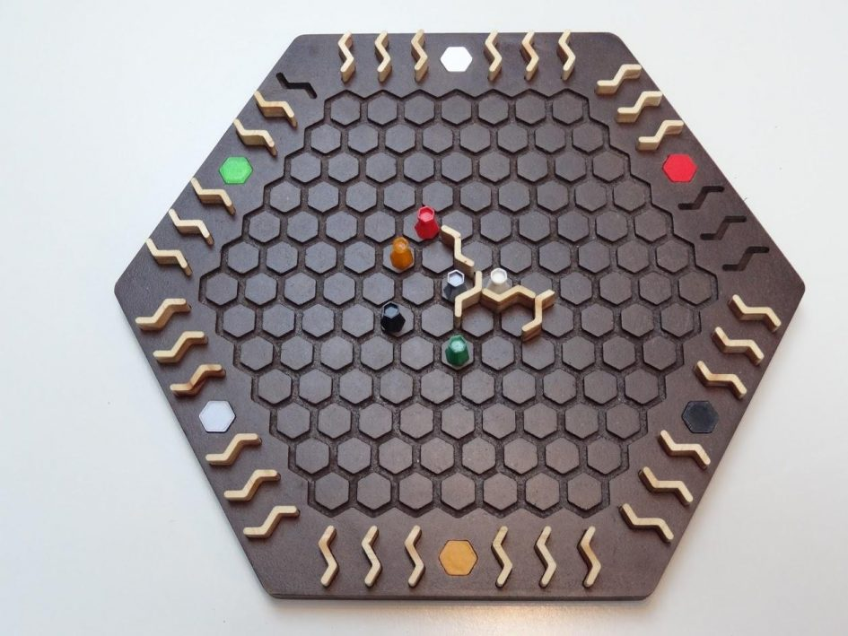 Hexidor Board Game