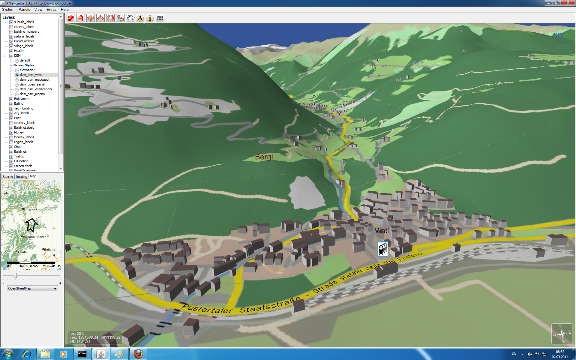 Github glavin001open world multiplayer world generated from osm 3d gumiabroncs Gallery