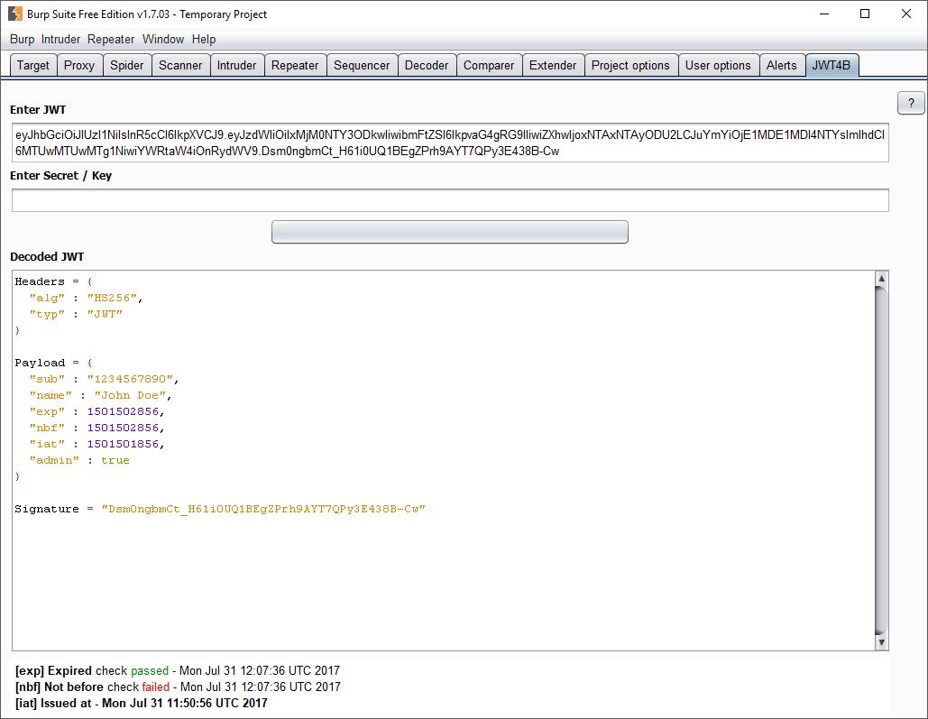 Screenshot - Suite Tab View