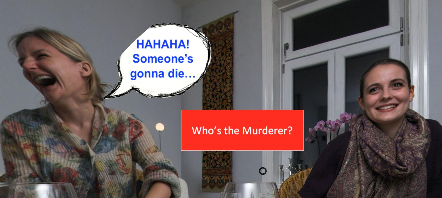 Who's the Murderer