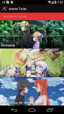 Github Fedi96 Animetwist Mobile The Anime Twist Android Application This app is an unofficial client for anime twist. the anime twist android application
