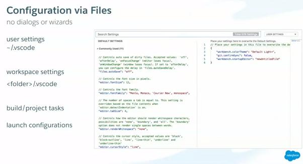 Salesforce Summaries: Visual Studio Code IDE for Eclipse