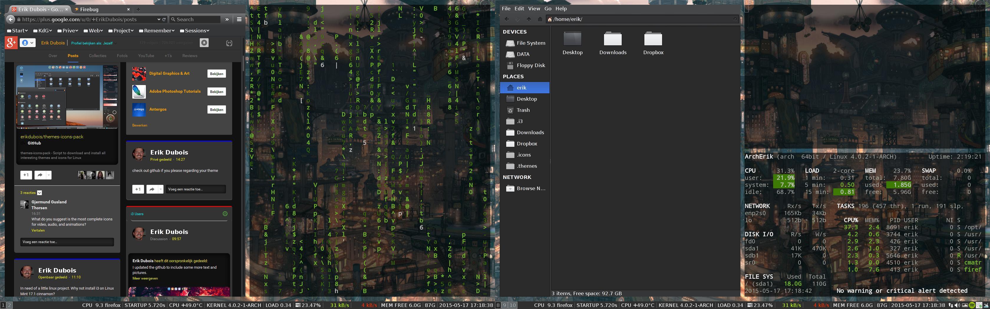 Github erikduboisarchi3 automated script to install i3 and all tutorials installation of arch linux baditri Choice Image