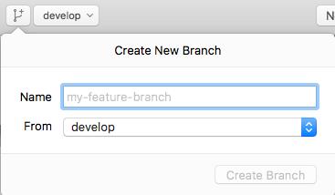 new branch