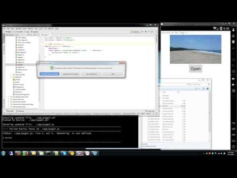 2nd Video Showing off Real Time LiveEdit Development Ability
