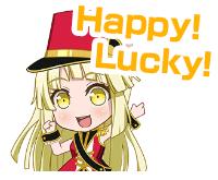 happy lucky!