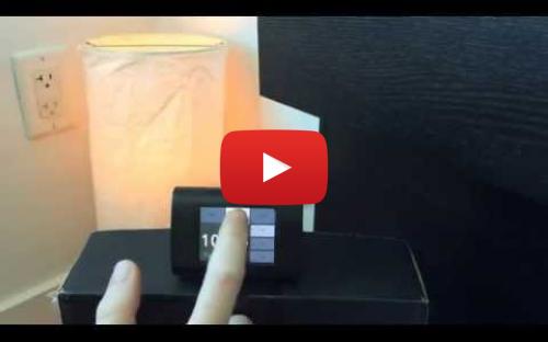 ESPClock video