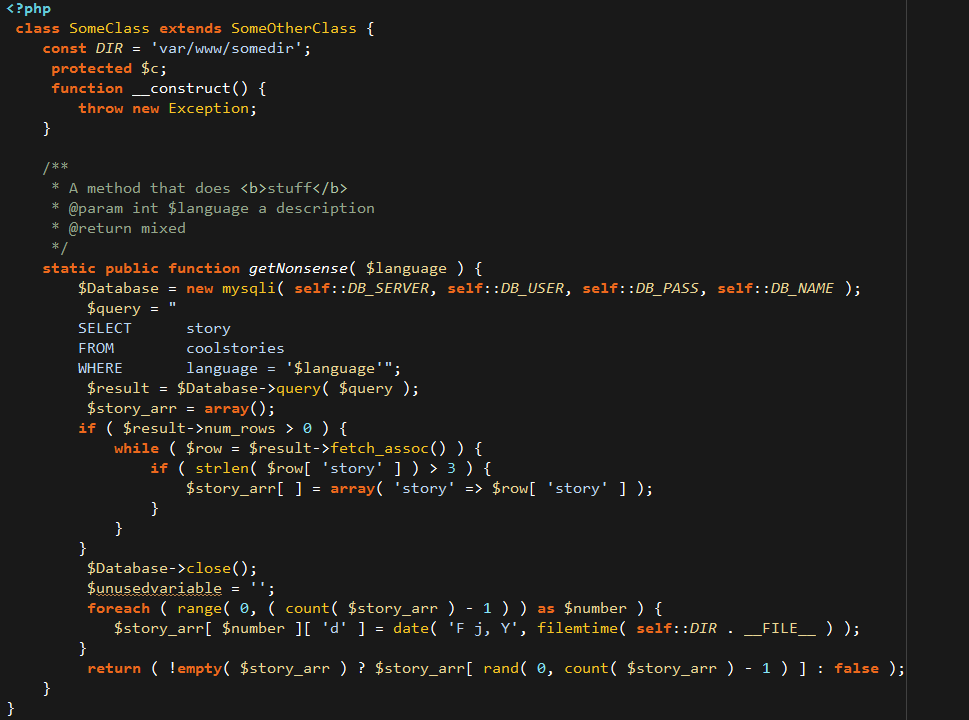 PHP Preview