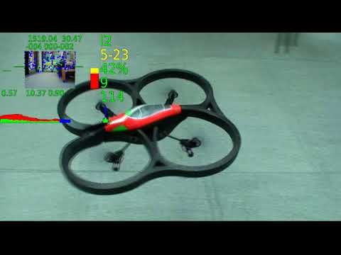 UAV autonomous flight