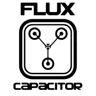 Flux Capacitor Logo