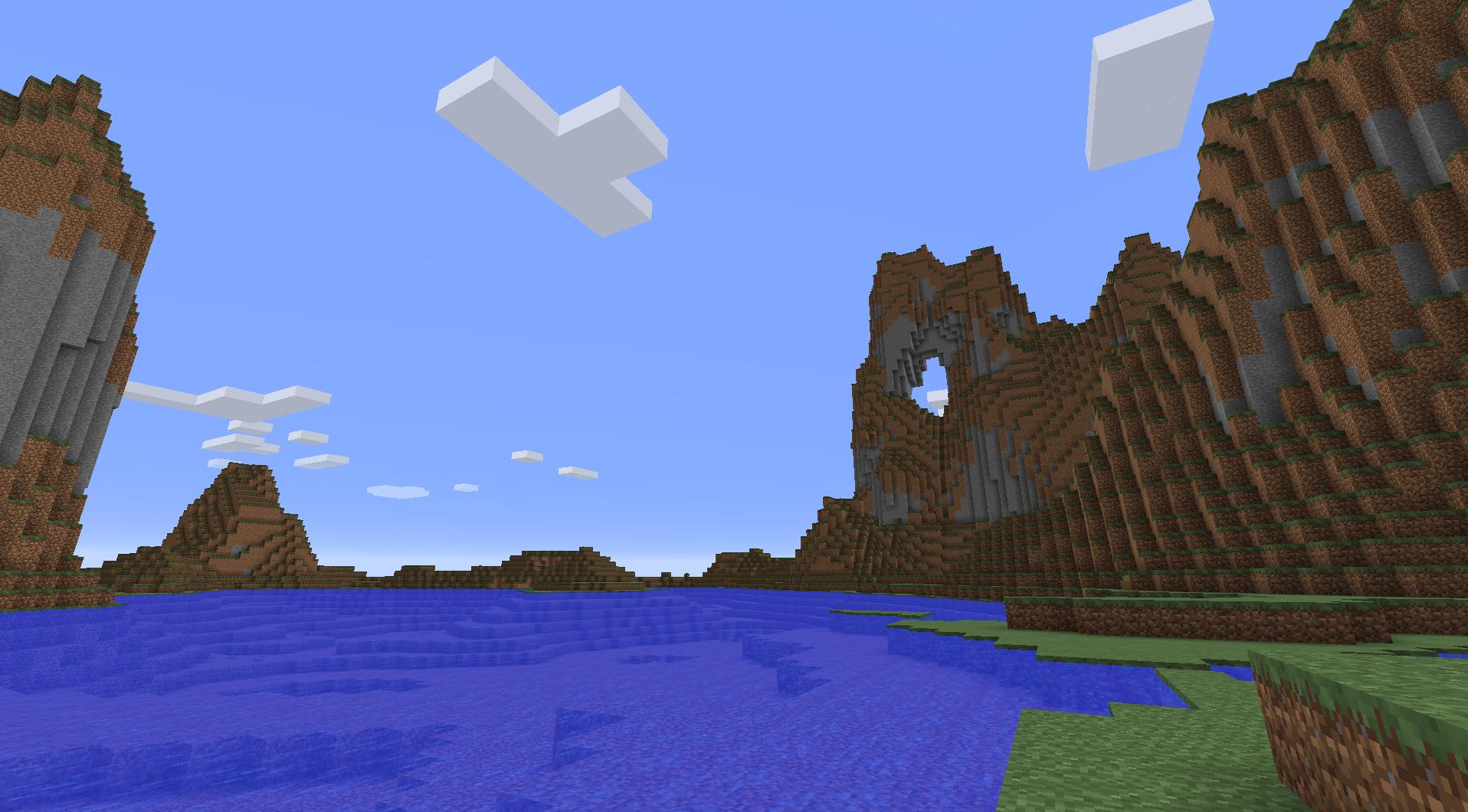 Example terrain