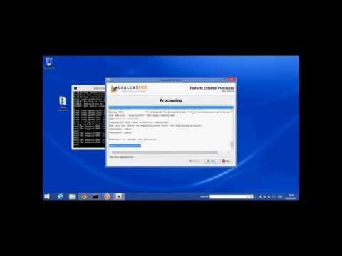 Enterprise installation process in Windows