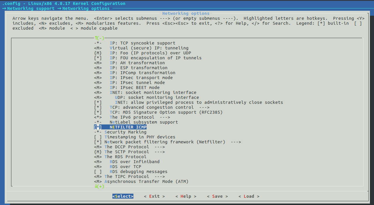 GitHub - raminfp/linux-4 8 0-netfilter_icmp: Anatomy of a