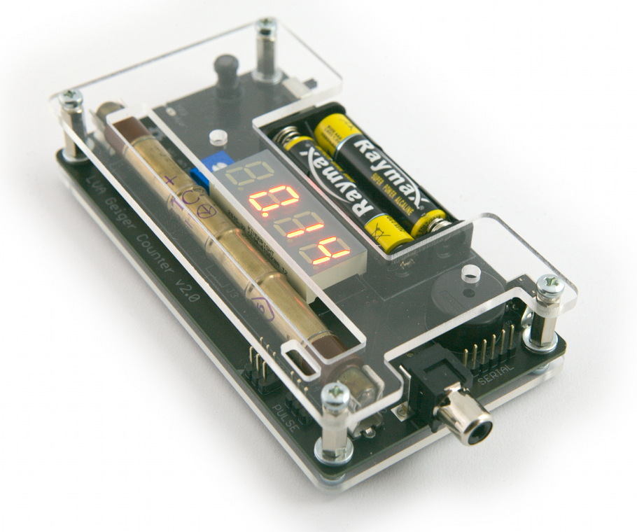 Image of Geiger Counter v2.0