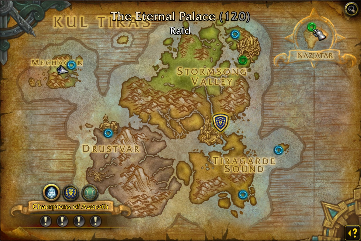 Instance Portals - Addons - World of Warcraft - CurseForge