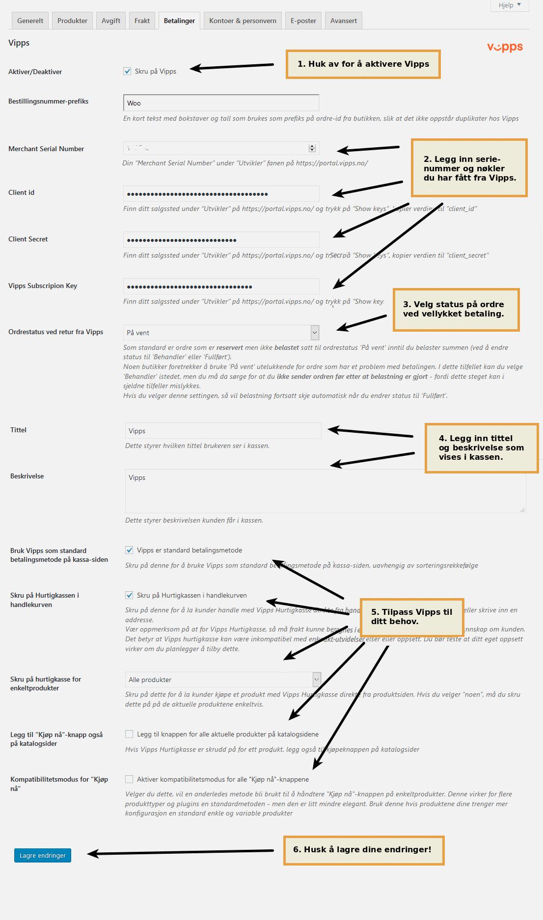 GitHub - vippsas/vipps-woocommerce: Vipps for WooCommerce