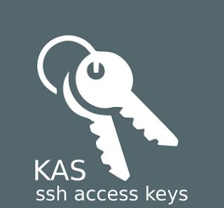 KAS - Key  Access SSH