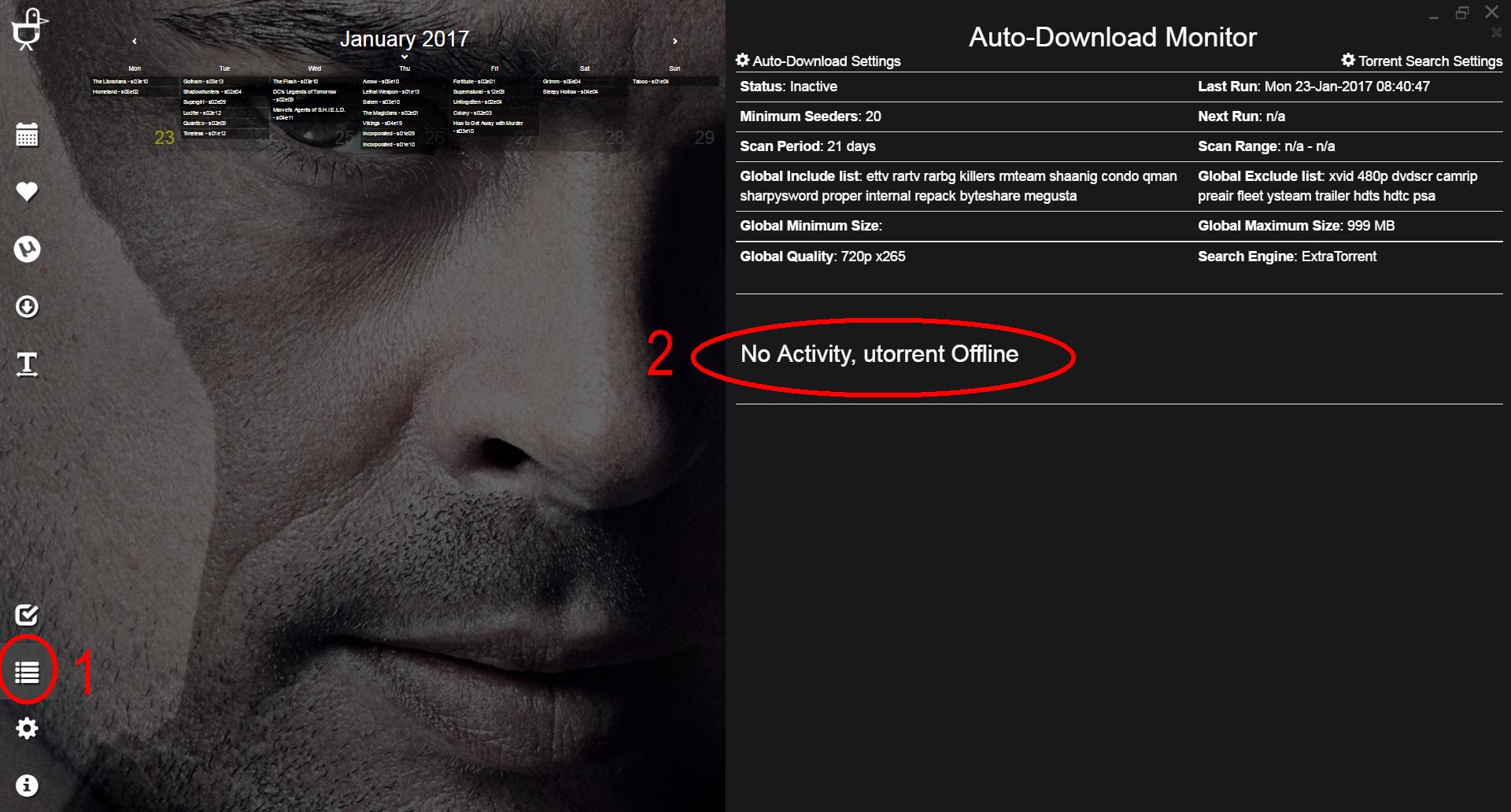 Auto Download FAQs · SchizoDuckie/DuckieTV Wiki · GitHub