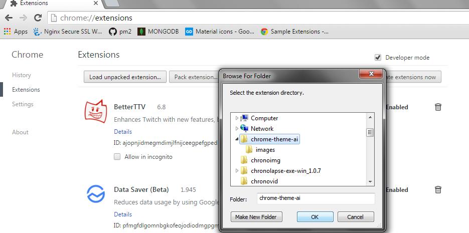 Ttv Chrome Extension