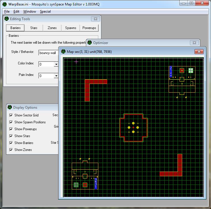 WarpBase.ini screenshot